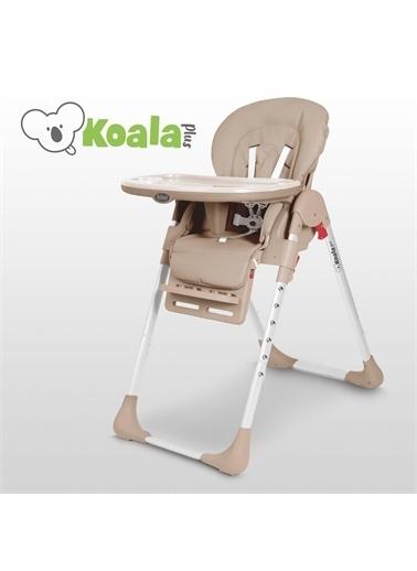 Kiwi Koala All in One Katlanır Tekerlekli Mama Sandalyesi Renkli